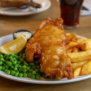The Potters Arms Fish & Chips