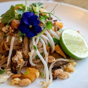 The Potters Arms Pad Thai