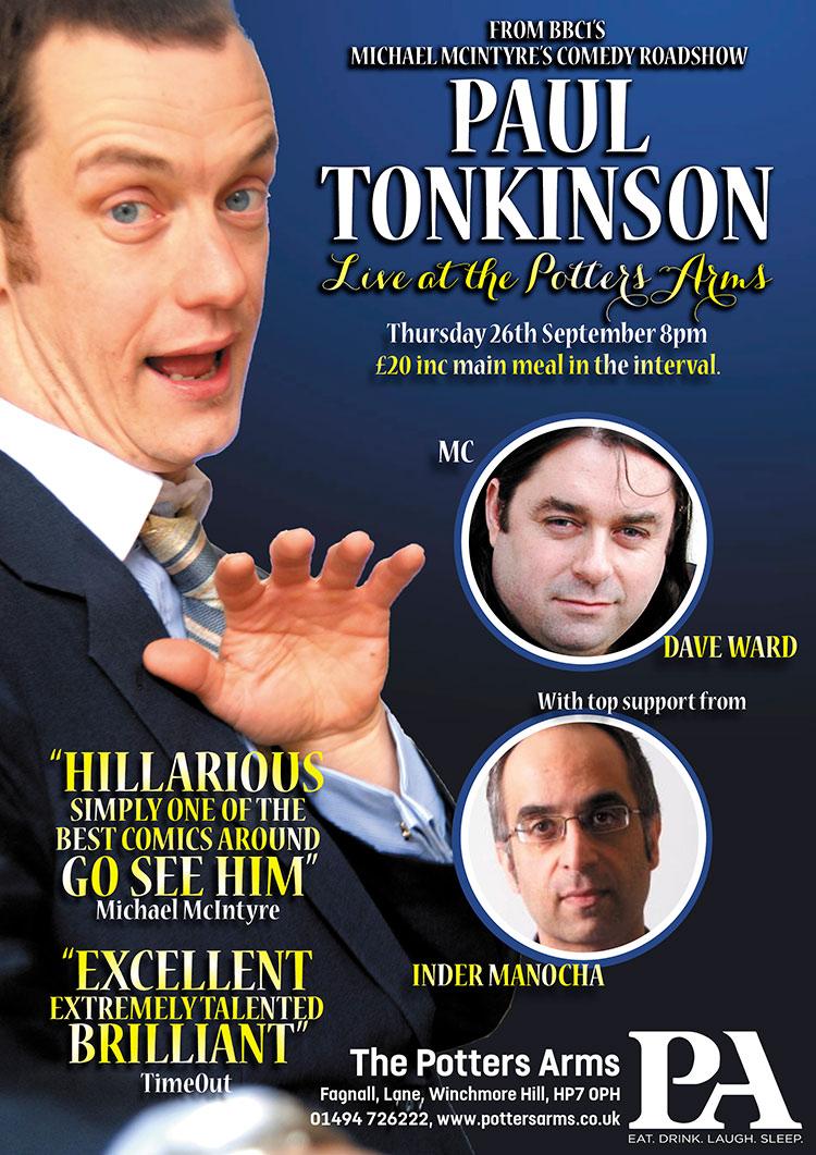 Paul-Tonkinson